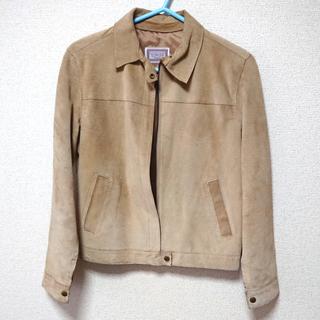 【POU DOU DOU】豚革ライダースジャケット【プードゥドゥ】