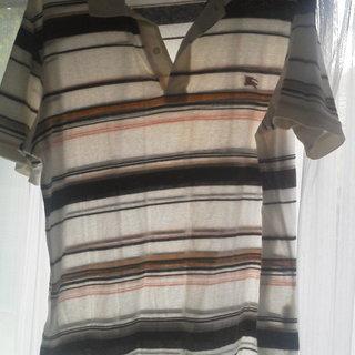 バーバーリー半袖シャツ