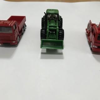 【取引中】ドイツ社SIKU社 ジョンディア トラクター・トラクタ...