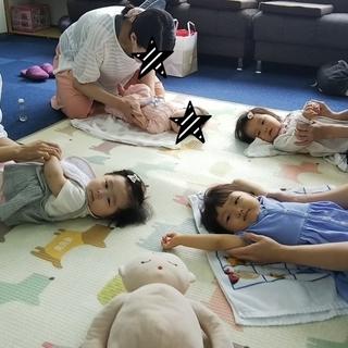 美味しい酵素ランチ&寝相アート&ベビーマッサージ!堺市cafeクオン