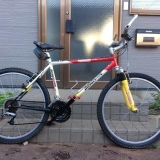 クロスバイク 26インチ ブリジストン (324)