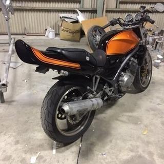 Kawasaki バリオス 1型