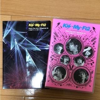 Kis-My-Ft2 DVD フォトブック