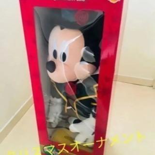 値下げしました!自立型ミッキーマウス