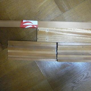 値下げ 使用済み木材 室内保管美品