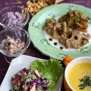 発酵料理教室  米麹の甘酒でエスニック料理