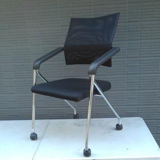 サンワダイレクトスタッキングチェア椅子150-SNC099
