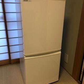 冷蔵庫【冷凍庫のみ冷えます】