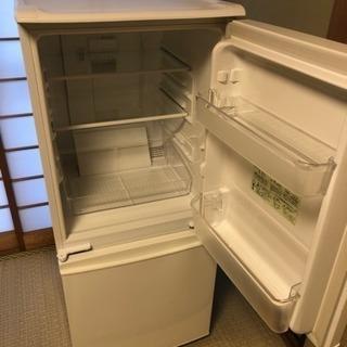 冷蔵庫【冷凍庫のみ冷えます】 - 京都市