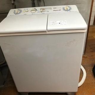 二層式洗濯機 33L