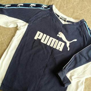 プーマ puma ロンT 100 長袖Tシャツ 100
