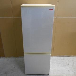シャープ 2ドア冷蔵庫 SJ-C17X-W『多少使用感あり』【リサ...