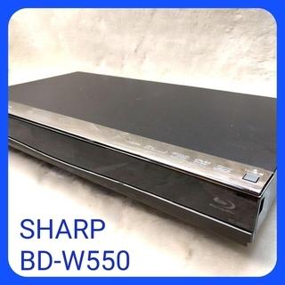 【W録】スピードBDドライブ搭載【BD-W550】