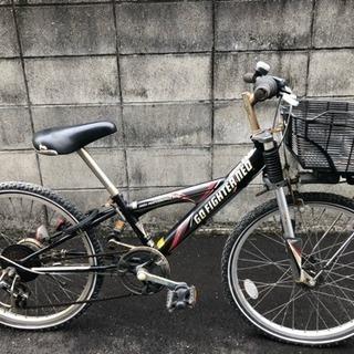 22インチ マウンテンバイク