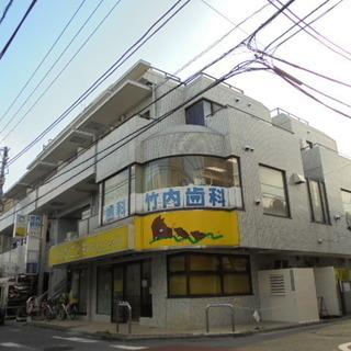 室内スケルトン物件☆祖師谷シティハウス店舗・事務所募集中です☆ジモ...
