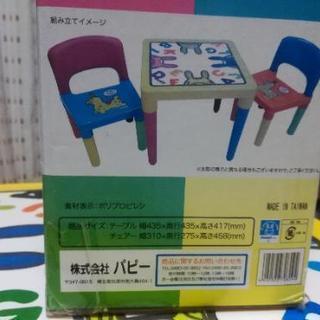 ロディ☆子供用机、イスセット★値下げ★ - 海部郡
