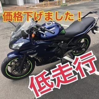 ninja 400r 低走行4630キロ!!