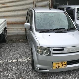 三菱 ekワゴン  ターボ