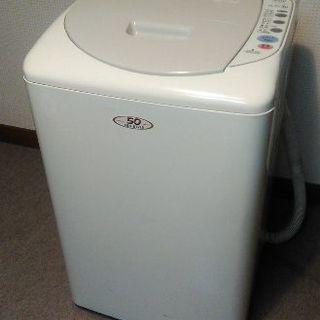 洗濯機中古品の画像