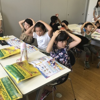 子供英会話 イングリッシュ・ガーデン 「月々2980円★常に外国人教師」 - 教室・スクール