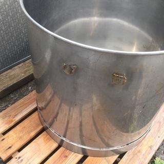 鍋 寸胴 両手鍋 直径47センチ - 生活雑貨