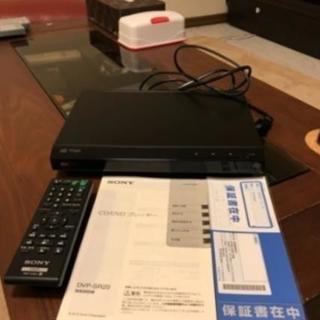 【値下げ】SONY DVP SR-20 DVDプレイヤー