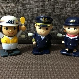 JAS☆搭乗プレゼント