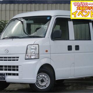 ★スクラムバン PA★安全運転+下取りWキャンペーン!最大10万...