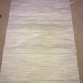 日本製 カーテン 小窓 シェード つっぱり棒付 遮光タイプ