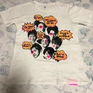 AAA ツアーtシャツ レア