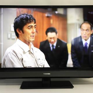 早い者勝ち! 中古☆TOSHIBA 液晶カラーテレビ 32S5