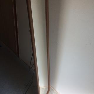 スタンド型ミラー(鏡) 145×35cm
