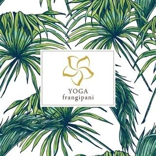 YOGA frangipani