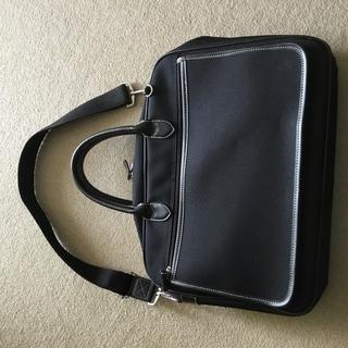 【2ウェイビジネスバッグ /とっても綺麗  お試ししただけ 】黒、...