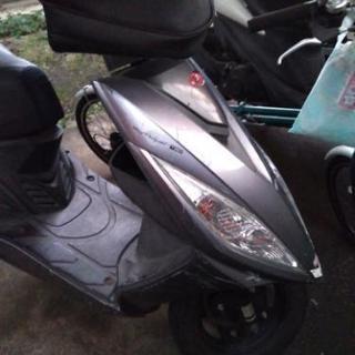 2012-2013年生産20万円ぐらいキムコjvr125cc