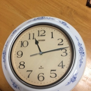 【引取り限定】壁掛時計