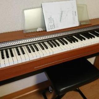 【お取り引き中】カシオ 電子ピアノ PX720 2009年製