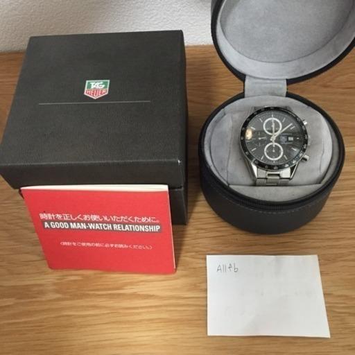 タグホイヤー カレラ cv2010 tiga 横浜のアクセサリー 腕時計 の中古