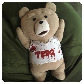TED2 ホラーTシャツぬいぐるみ XL プレミアム