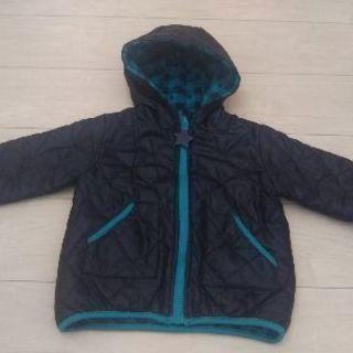 キッズ服・子供服・100センチくらい・リバーシブル・アウター・冬物