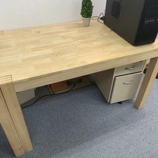 ダイニングテーブル125x75x75