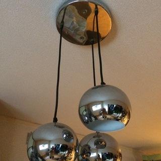 ペンダント照明 60W×3灯