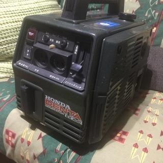 (週末限定値下げ) ポータブル発電機 EX400J-AVR