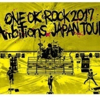 "【Blu-ray】ONE OK ROCK 2017 ""Ambit..."