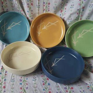 色違い小皿5枚セット