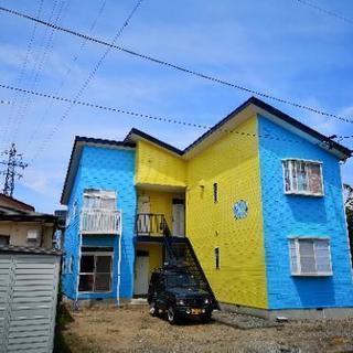 【お薦め物件】家賃2.8万円 2人入居可 ペット可 会津若松 アパート