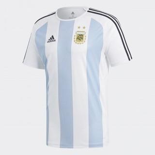 【新品未使用品】アルゼンチン代表 ホームユニフォームレプリカTシ...
