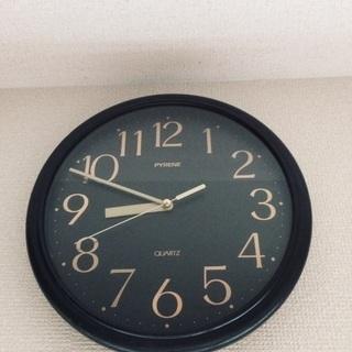 【引取り限定】壁掛け時計