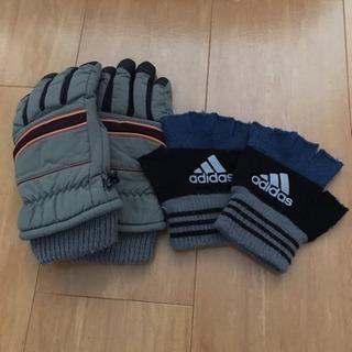 📍adidas手袋♦️手袋セット📍