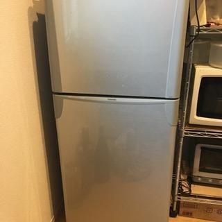 2010年製の冷蔵庫差し上げます。